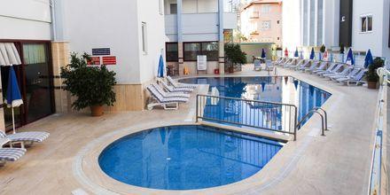 Pool på hotell Sailor i Alanya, Turkiet.