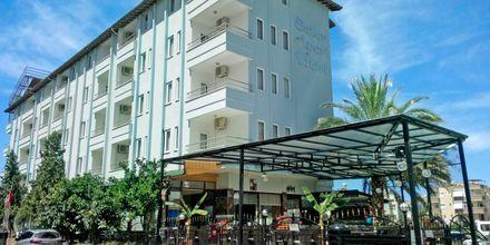 Hotell Sailor i Alanya, Turkiet.
