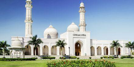 Moské i Salalah, Oman.