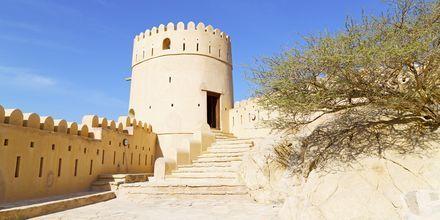 Salalah i Oman.