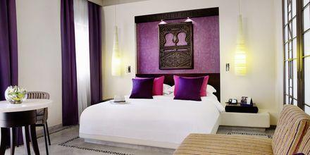 Deluxerum på Salalah Rotana Resort i Salalah, Oman.