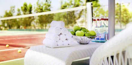 Tennis på Salalah Rotana Resort i Salalah, Oman.
