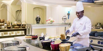 Restaurang Saffron på Salalah Rotana Resort i Salalah, Oman.