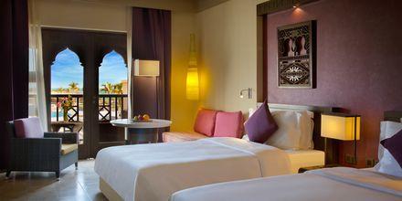 Dubbelrum på Salalah Rotana Resort i Salalah, Oman.
