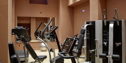 Gym på hotell Samaria i Chania stad, Kreta.