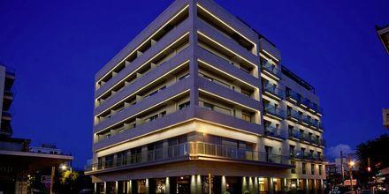 Hotell Samaria i Chania stad, Kreta.