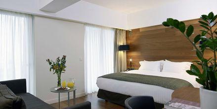 Superiorrum på hotell Samaria i Chania stad, Kreta.