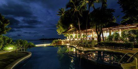 Strandrestaurangen på Samui Natien Resort på Koh Samui, Thailand.