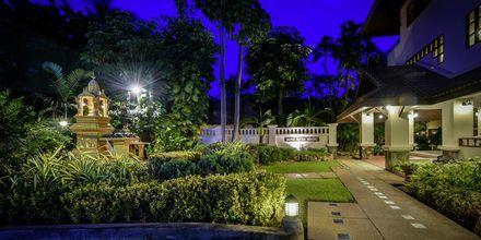 Entré på Samui Natien Resort på Koh Samui, Thailand.