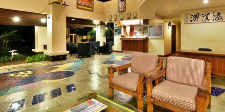 Lobby på Samui Natien Resort på Koh Samui, Thailand.