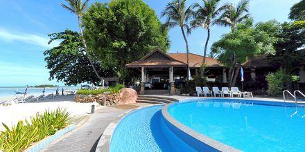 Poolområdet på Samui Natien Resort på Koh Samui, Thailand.