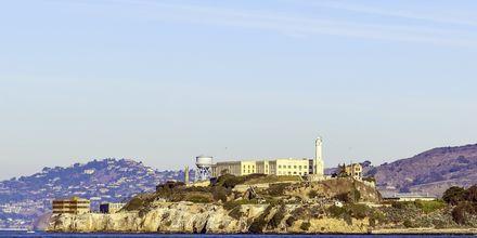 Fängelseön Alcatraz.