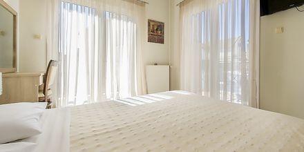 Deluxerum på hotell San Nectarinos i Parga.