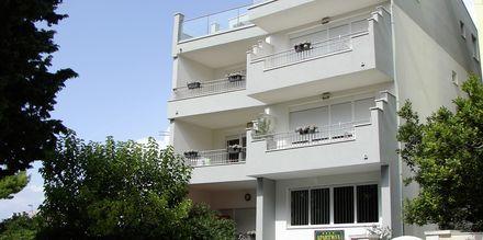Hotell Sanja i Makarska, Kroatien.