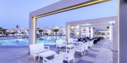 Hotell Santa Helena Beach i Platanias på Kreta, Grekland.