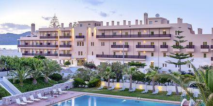 Hotell Santa Marina Beach på Kreta, Grekland.