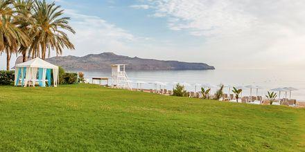 Hotell Santa Marina Plaza på Kreta, Grekland.