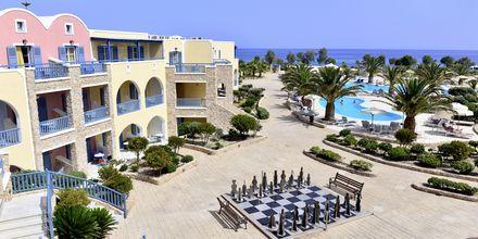Santo Miramare Resort på Santorini, Grekland.