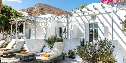 Santorini Kastelli Resort på Santorini, Grekland.