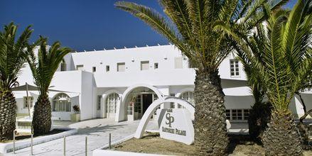 Hotell Santorini Palace i Grekland.