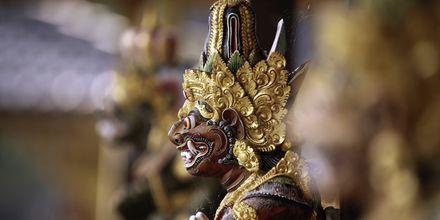 Candi Dasa, Bali.