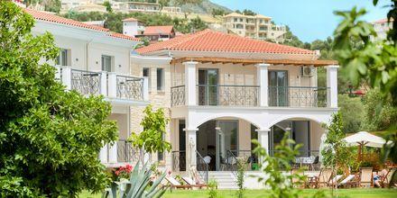 Hotell Sappho i Parga, Grekland.