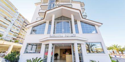 Hotell Saranda Palace i Albanien.