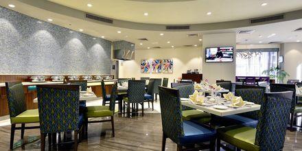 Restaurangen på hotell Savoy Central, Bur Dubai, Förenade Arabemiraten.