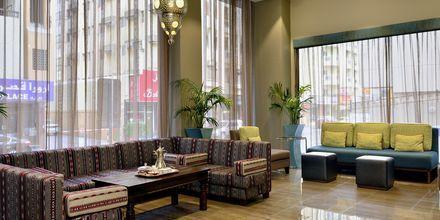 Lobby på hotell Savoy Central, Bur Dubai, Förenade Arabemiraten.
