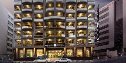 Hotell Savoy Central, Bur Dubai, Förenade Arabemiraten.