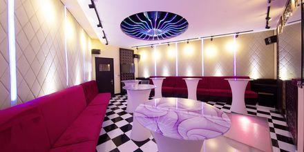 Karaoke på hotell Seahorse Resort & Spa i Phan Thiet, Vietnam.
