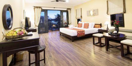 Deluxerum på hotell Seahorse Resort & Spa i Phan Thiet, Vietnam.