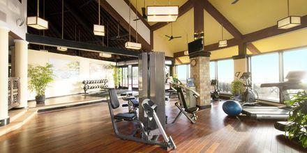 Gym på hotell Seahorse Resort & Spa i Phan Thiet, Vietnam.