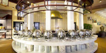 Restaurang på hotell Seahorse Resort & Spa i Phan Thiet, Vietnam.
