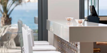 Lobbybaren på hotell Sentido Aegean Pearl i Rethymnon, Kreta.