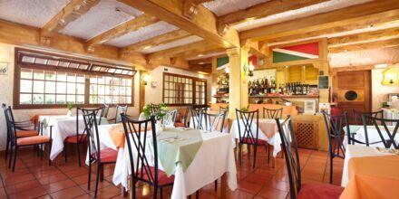 Pizzeria Yoga på hotell Sentido Galomar i Funchal på Madeira, Portugal.