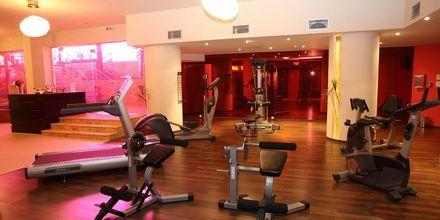 Gym på hotell Sentido Pearl Beach i Rethymnon på Kreta.