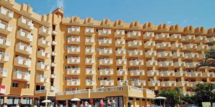 Pool på hotell Servatur Caribe i Playa de las Americas på Teneriffa.