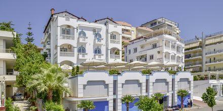 Hotell Serxhio i Saranda, Albanien.