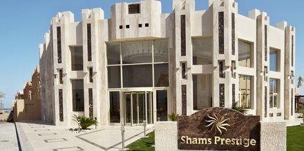Hotell Shams Prestige Abu Soma i Soma Bay, Egypten.