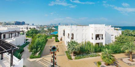 Översikt på hotell Sharq Village & Spa i Doha, Qatar.