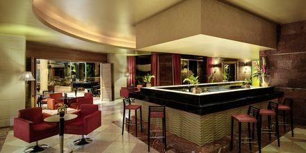 Lobbybar på Sheraton Fuerteventura Beach, Golf & Spa Resort i Caleta de Fuste, Fuerteventura.