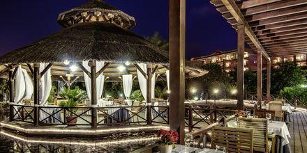 Restaurang på Sheraton Fuerteventura Beach, Golf & Spa Resort i Caleta de Fuste, Fuerteventura.