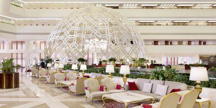 Atrium Lounge på Sheraton Grand Doha Resort.
