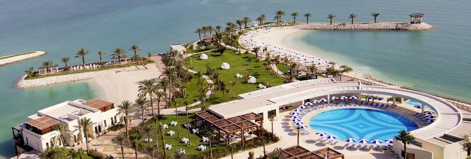 Sheraton Grand Doha Resort i Doha, Qatar.