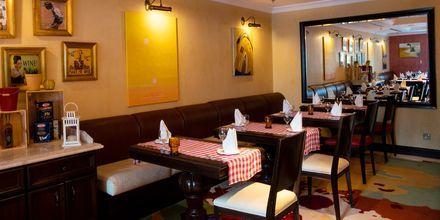Restaurang Ciao Italian på hotell Sheraton Jumeirah Beach Resort i Dubai, Förenade Arabemiraten.