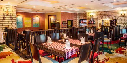 Ciao Italian på hotell Sheraton Jumeirah Beach Resort i Dubai, Förenade Arabemiraten.