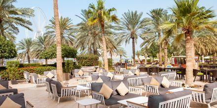 Al Hadiqa på hotell Sheraton Jumeirah Beach Resort i Dubai, Förenade Arabemiraten.