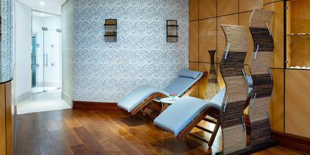 Spa på hotell Sheraton Jumeirah Beach Resort i Dubai, Förenade Arabemiraten.