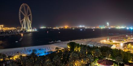 Hotell Sheraton Jumeirah Beach Resort i Dubai, Förenade Arabemiraten.